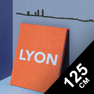 The Line - Lyon - Grand Format - 125 cm