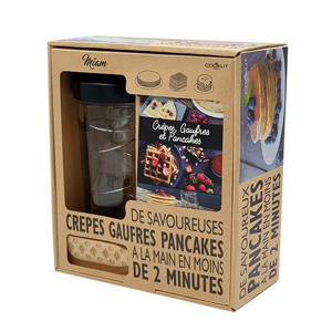 Miam Gift Packaging Crepes, pancakes or waffles