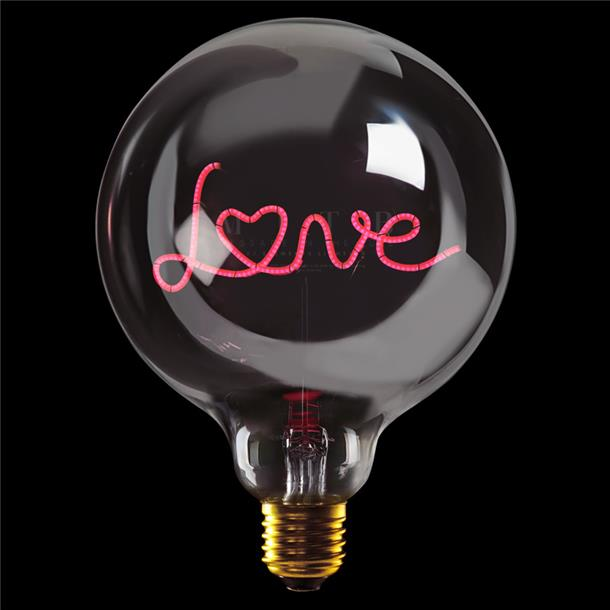 Ampoule à Message : Love