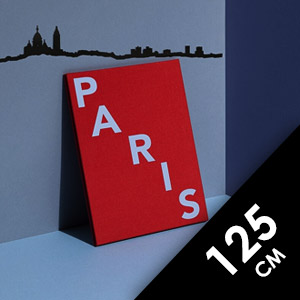 The Line - Paris - Grand Format - 125 cm