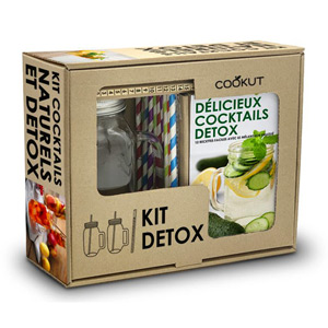 Natural and Detox Cockails Kit