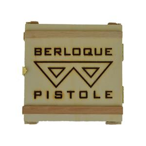 Berloque Pistole - Version Luxe